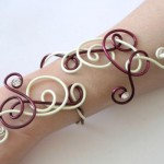 Bracelet_vanille_bordeaux_+_strass