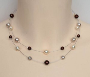Collier_mariage_ivoire_chocolat_taupe