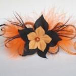 Epingles_à_cheveux_orange_et_noir
